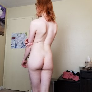 amateur photo Trans lesbian with a cute ass <3