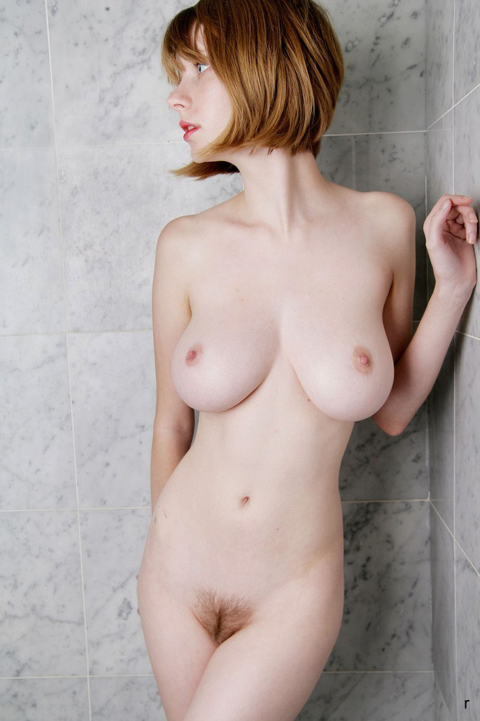 Slim with big tits