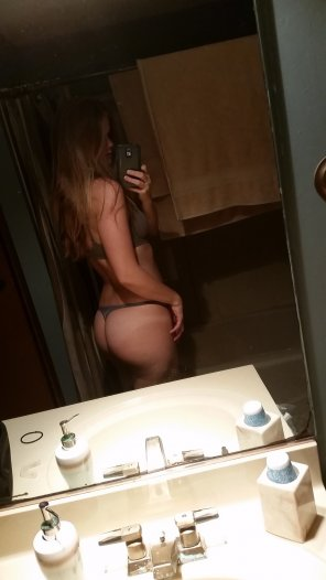 amateur photo Cute Lil butt