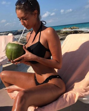 amateur photo Talk About Your Coconuts