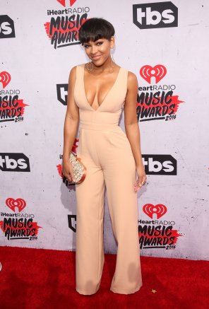 amateur photo Meagan Good