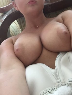 amateur photo Love to showing off
