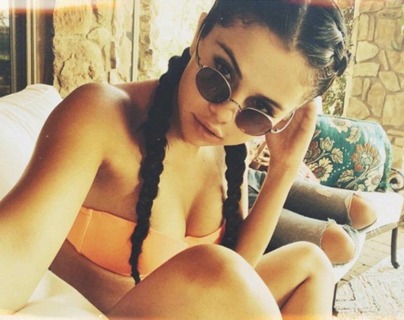 Selena Gomez Porno Zdjęcie