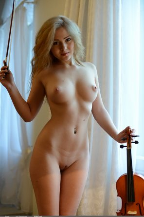 amateur photo Sex and Violins