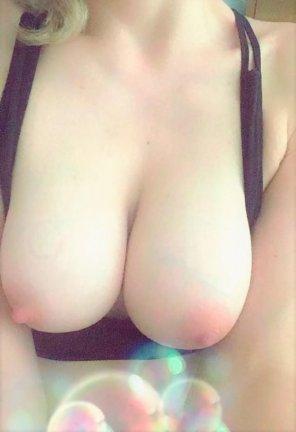 amateur photo cum eat my tits