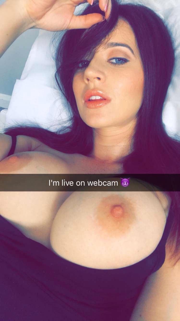 Snapchat Boobs