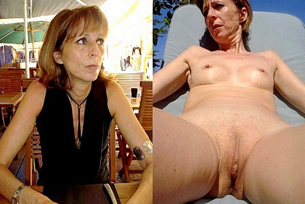 Thin MILF Porn Photo
