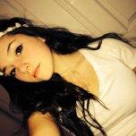amateur photo Pretty selfie.