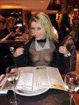 amateur photo Dinner Date