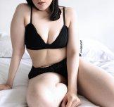 White room, black bra. [f]