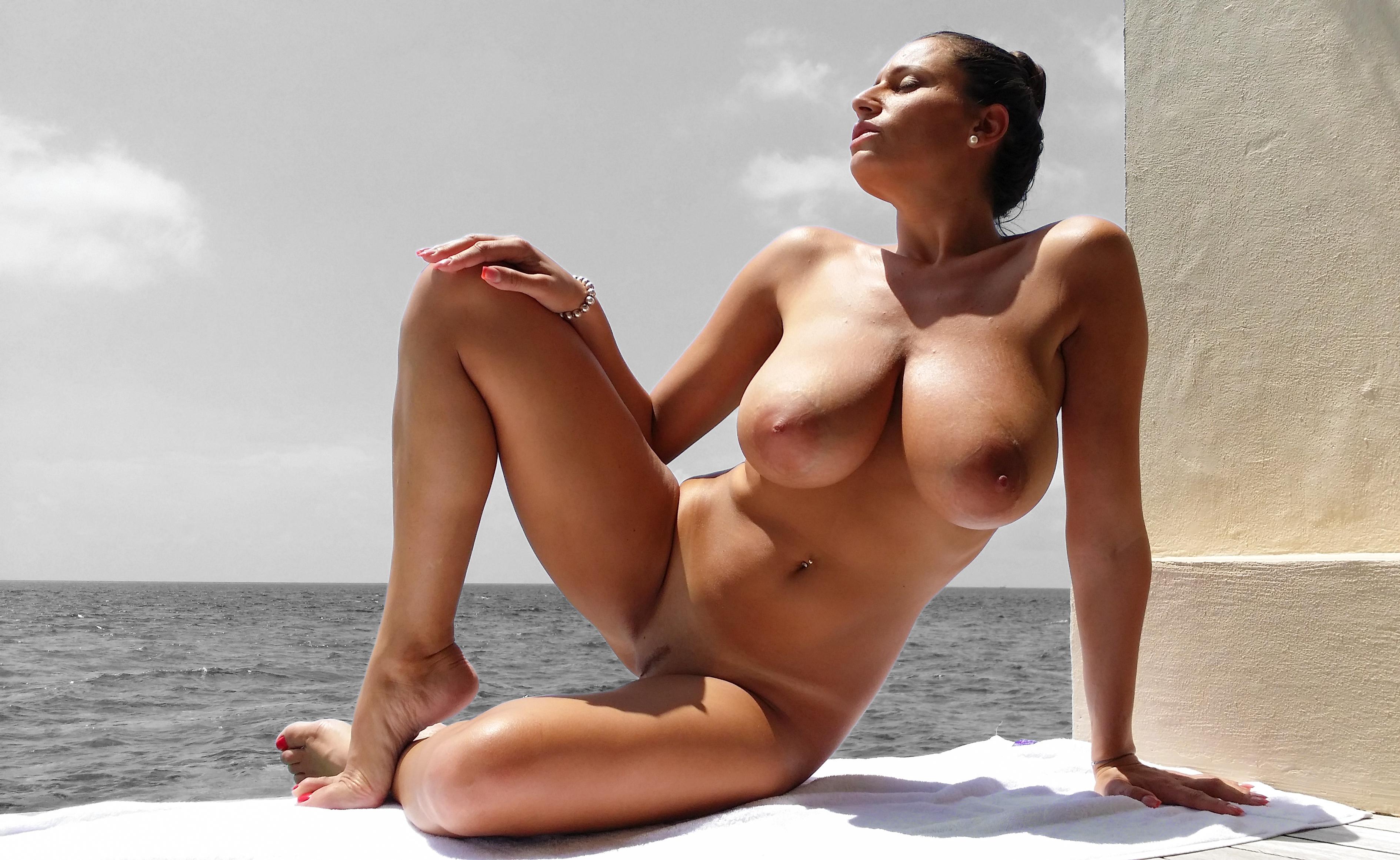 Sensual Jane  nackt