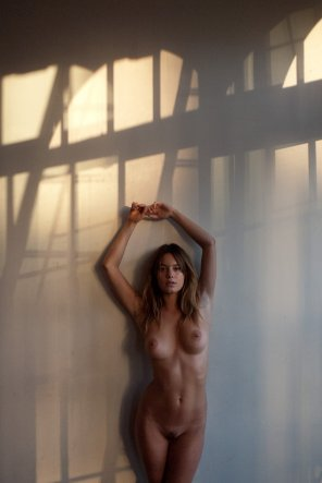amateur photo Camille Rowe