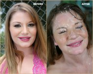 Aurora Snow - Before & After - Bro Banged!