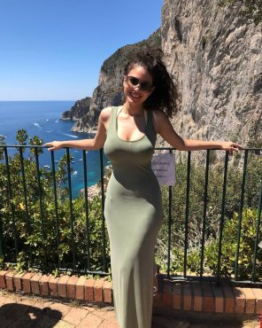 amateur photo Italian vacation