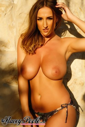 amateur photo Sunsoaked Stacey Poole