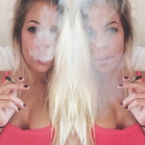 amateur photo smoking! :)
