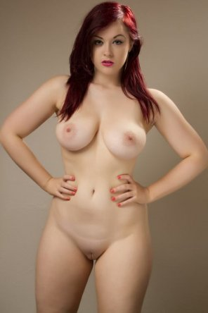 amateur photo Curvy and Confident.