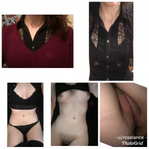 amateur photo A visual guide of what to expect depending on what time it is when you see me [F]