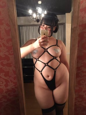 amateur photo Thick Asian