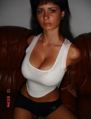 amateur photo White top