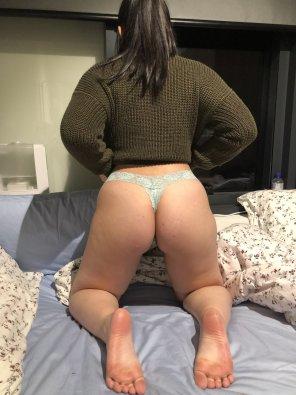 Man licking amateur gf ass porn