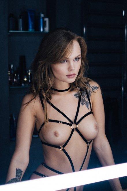 Still strappy Porn Photo