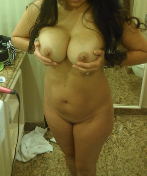 amateur photo I heard these help me win Latina of the Month! Thank you! XOXO