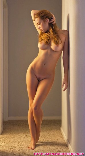 amateur photo Busty Slim Blonde