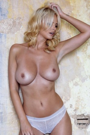 amateur photo Nice blonde