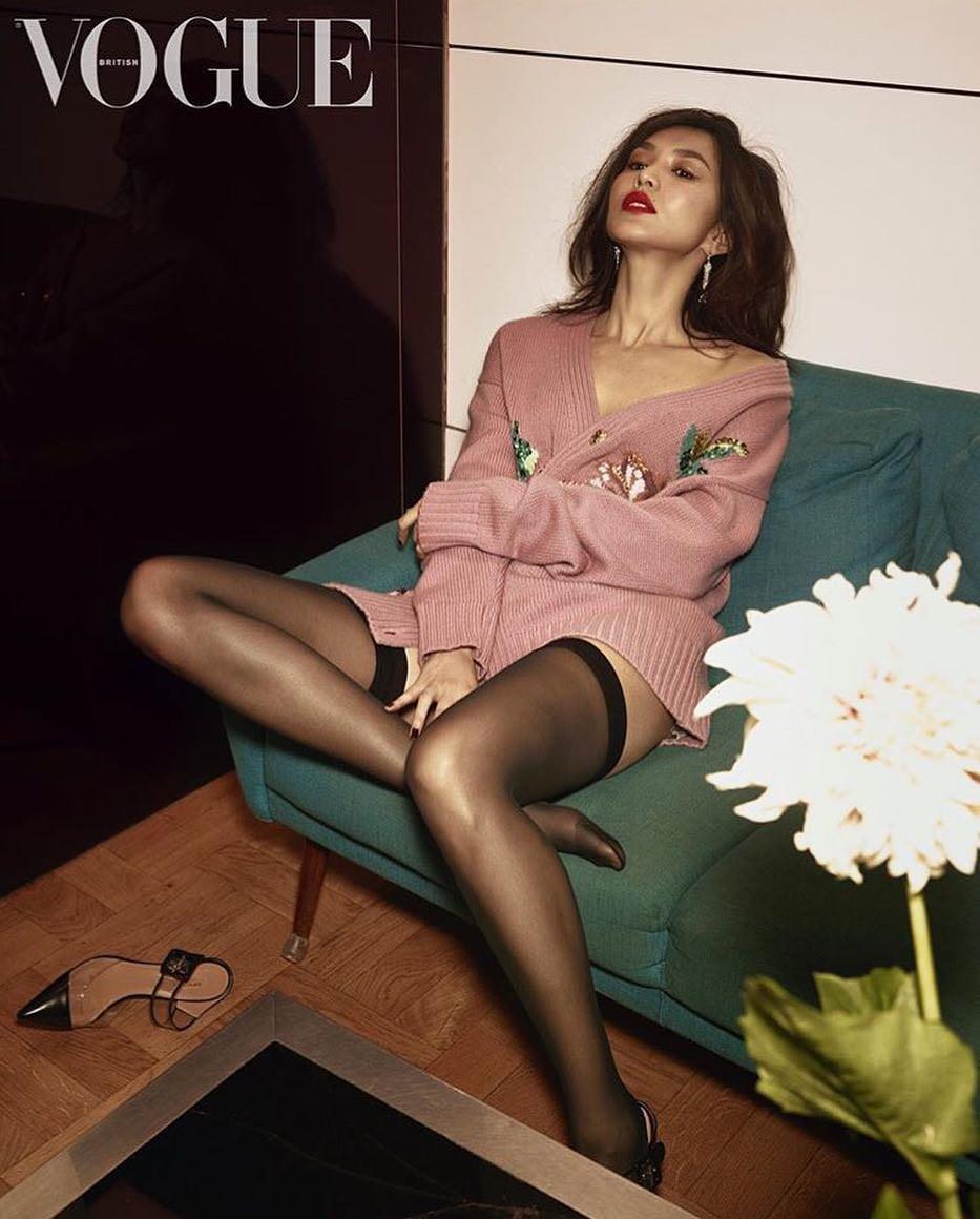 Gemma Chan sex