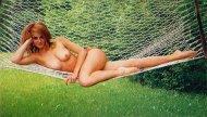 amateur photo Heather Ryan was Playboy's Miss July 1967.