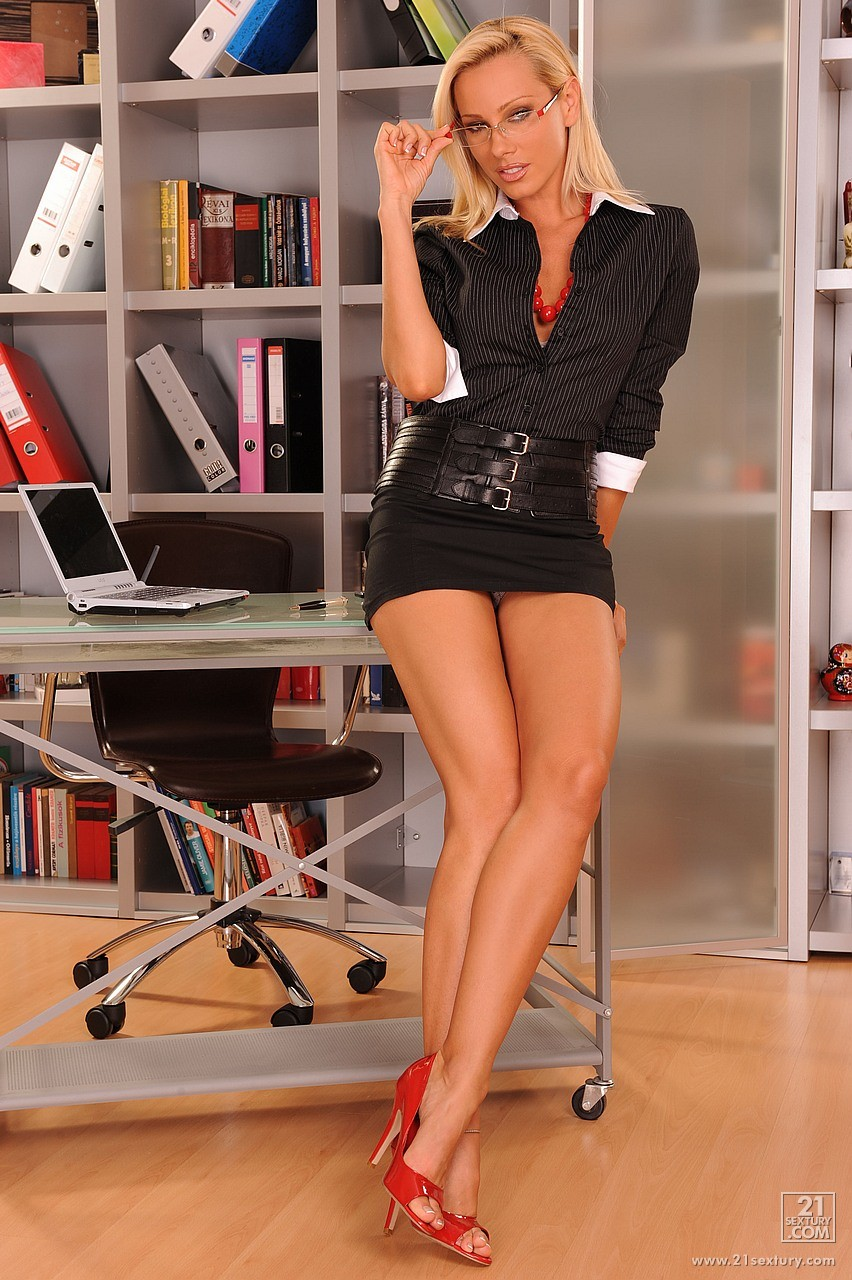 Magnificent The best secretary porn are not