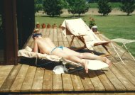 amateur photo Real girl at 35 years old....