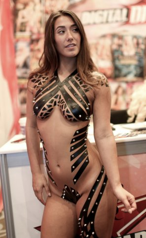 amateur photo Eva Lovia AVN 2015