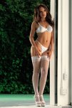 amateur photo Nautica Binx in white