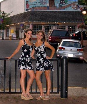 amateur photo Double Trouble!