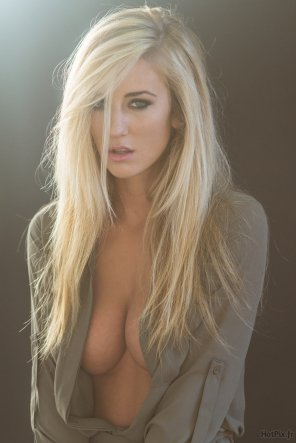 amateur photo Blonde Beauty, Amber Machac