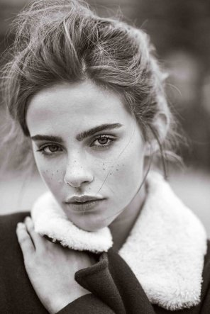 amateur photo Bridget Rose Satterlee