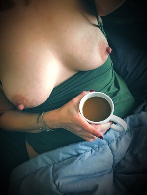 amateur photo It was a lovely cup we shared ❤️