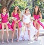 amateur photo Bridal Party