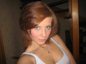 amateur photo This gorgeous teen