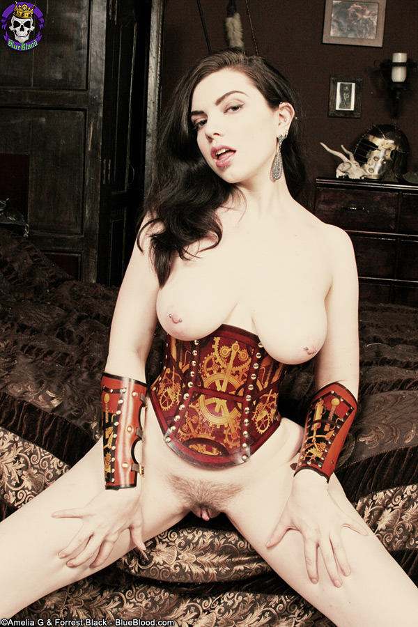 Thanks for cosplay steampunk girl nude pity, that now