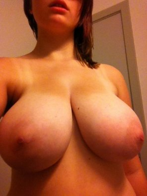 amateur photo Big natural tits on skype