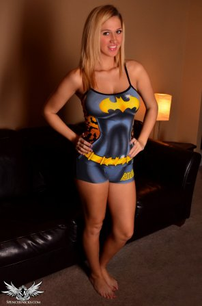 amateur photo Spencer Nicks Batgirl