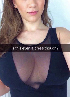 amateur photo fishing for compliments with her huge tits