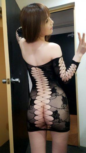 amateur photo Aki's Amazing Ass