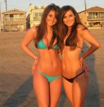 amateur photo Beautiful smile times two