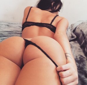 amateur photo What A Nice Ass