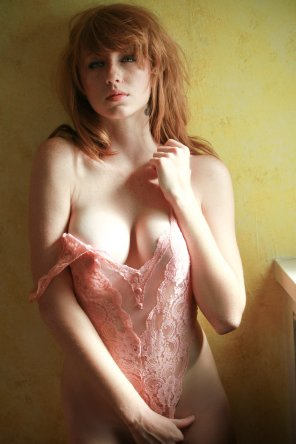 amateur photo A Lady In Pink
