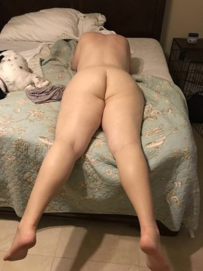 amateur photo My thick wife
